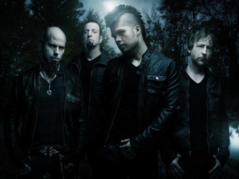 Drowning Pool + Fozzy + Revoker picture