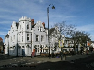 Lambton Arms Hotel artist photo