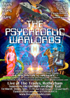 Flyer thumbnail for The Psychedelic Warlords + Fallen Trees + Goat Leaf