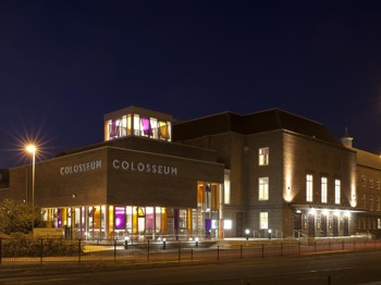 Watford Colosseum venue photo