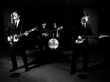 The Upbeat Beatles picture