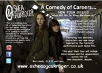 Flyer thumbnail for A Comedy Of Careers: O'Shea & O'Gaukroger