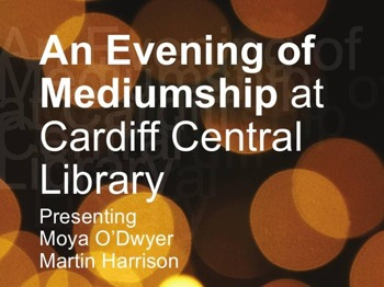 An Evening Of Mediumship picture