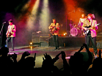 Upbeat Beatles: The 50th Anniversary Tour: The Upbeat Beatles picture