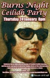 Flyer thumbnail for Burns Night Ceilidh Party: The Liam Robinson Dance Band