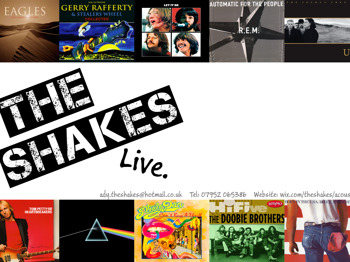 Live Bank Holiday Special: The Shakes picture
