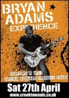 Flyer thumbnail for The Bryan Adams Experience