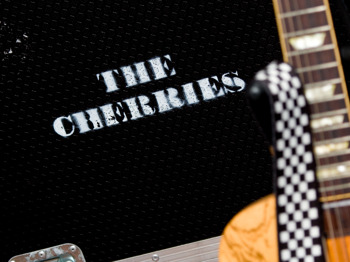 The Cherries Rock Godalming: The Cherries picture