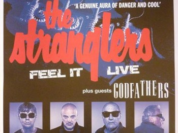 Feel It 'Live' 2013: The Stranglers + The Godfathers picture