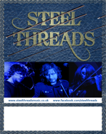 Flyer thumbnail for Steel Threads