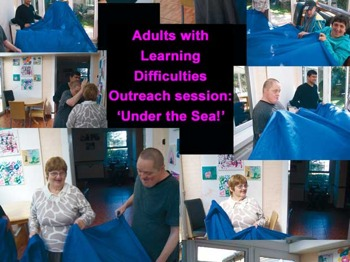 Drama And Dance / Singing For Adults With Learning Difficulties: Spotlites Theatre Productions picture