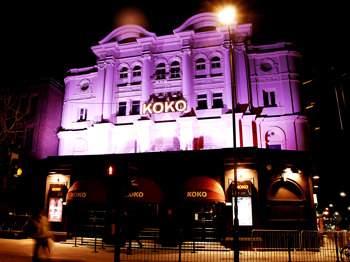 KOKO venue photo