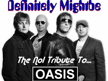 Oasis & Stone Roses Tribute Night: Definitely Might Be + Adored picture