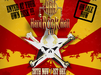 Hard Rock Hell 7 - Cirque Du Rock picture