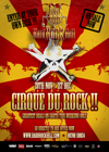 Flyer thumbnail for Hard Rock Hell 7 - Cirque Du Rock