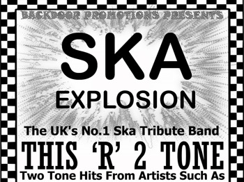 Ska Explosion: This 'R' 2 Tone picture