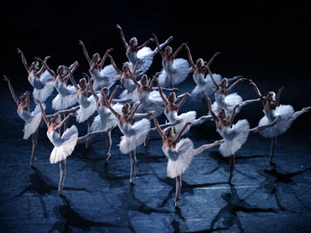 Swan Lake : Moscow City Ballet picture