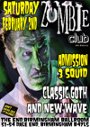Flyer thumbnail for Zombie Club Brum