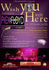 Flyer thumbnail for Wish You Were Here In Monmouth: Pick Floyd