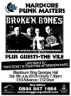 Flyer thumbnail for Broken Bones