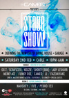 Flyer thumbnail for Stage Show: DJ Cameo + P Money + Saskilla + Boy Better Know + Lady Leshurr + Funky Dee