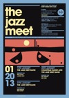 Flyer thumbnail for The Jazz Meet Band + Nik Weston + DJ Rob Coley