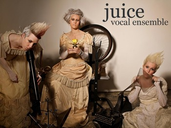 Narberth A Cappella Voice Festival - Juice & Majiker + The B Naturals: Juice + The B Naturals + MaJiKer picture