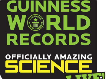 Guinness World Records Officially Amazing Science Live! picture