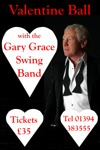 Flyer thumbnail for Valentines' Ball: Gary Grace