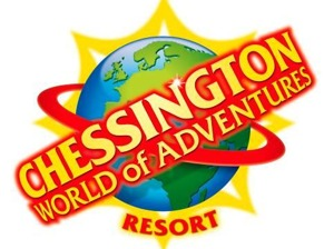 Chessington World Of Adventures artist photo