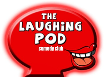 The Laughing Pod: Jeremy O'Donnell, Tom Toal, Ian Smith, Stephen Bailey, President Obonjo, Luke Montague picture