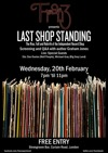 Flyer thumbnail for Frenz Presents Last Shop Standing Screening: The Outdoor Types