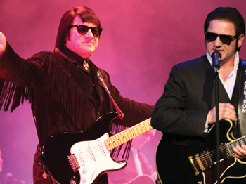 Roy Orbison & Friends: Barry Steele + Boogie Williams as Jerry Lee Lewis + Peter Jackson + Marc Robinson picture