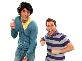 Tick Tock Time Machine: Andy Day & Mike James picture
