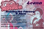 Flyer thumbnail for The Magic Of Motown