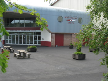 Westpoint Arena venue photo