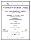 Flyer thumbnail for Valentines Dinner Dance