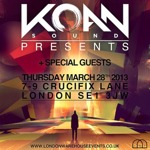 Flyer thumbnail for Warehouse Party: Koan Sound
