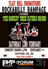 Flyer thumbnail for Rockabilly Rampage Night: The Rockin' Deke Rivers Combo
