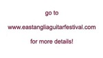 Flyer thumbnail for East Anglia Guitar Festival: Ewan McLennan + Andy Kirkham + David Youngs + Ben Smith Band