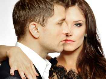 Stars Of Strictly: Pasha Kovalev, Katya Virshilas picture