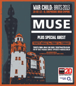 Flyer thumbnail for War Child: Muse