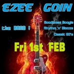 Flyer thumbnail for Blues At The Bay: Ezee Goin'