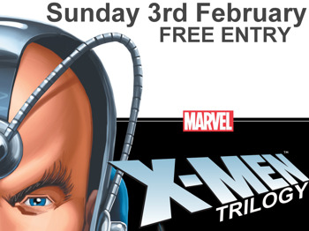 Stag And Hounds Cinema Present: X-men Trilogy picture