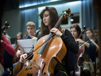 Spring Concert: The National Youth Orchestra picture