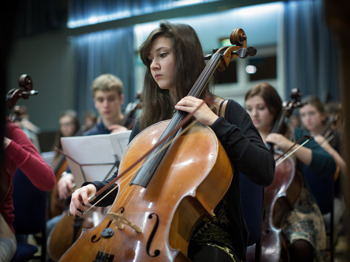 Music Of Exile: The National Youth Orchestra Of Great Britain picture
