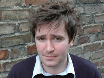 Jarlath Regan artist photo