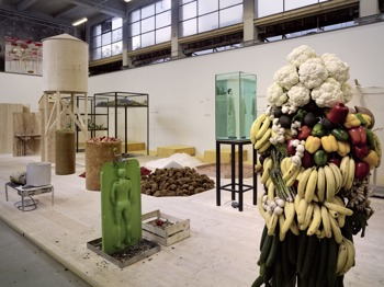 Fabrice Hyber: Raw Materials  picture