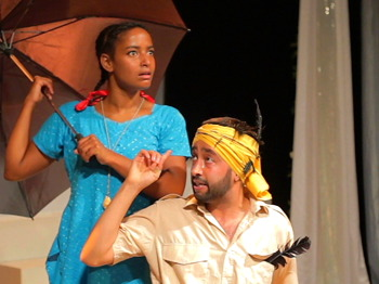 The Snow Queen: Trestle Theatre Company picture
