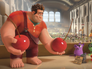 Film promo picture: Wreck-It Ralph